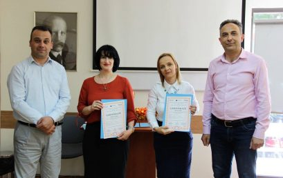 Training Centre successfully implements upgraded specialized training