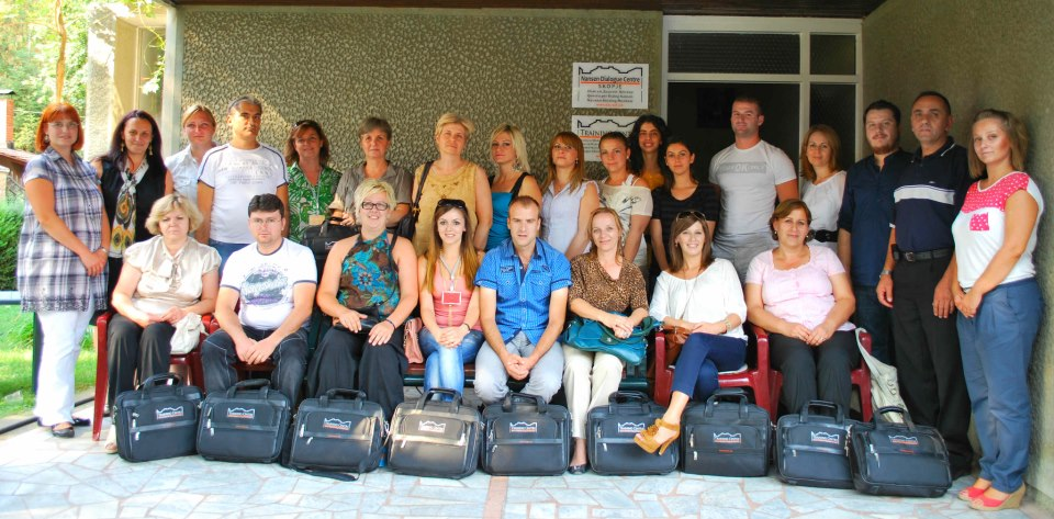 The first cycle of theoretical trainings for integrated educations is completed
