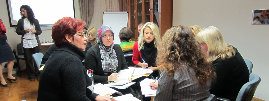 Second cycle of basic trainings for integrated education for the second group of teachers has started