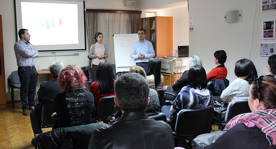 Training Centre welcomes Group 5 participants