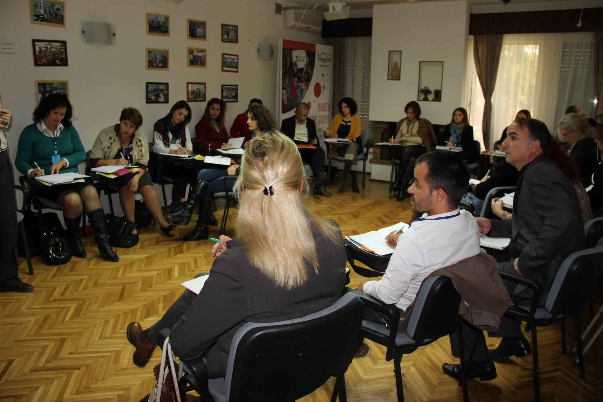 Training Centre welcomes Group 7 participants