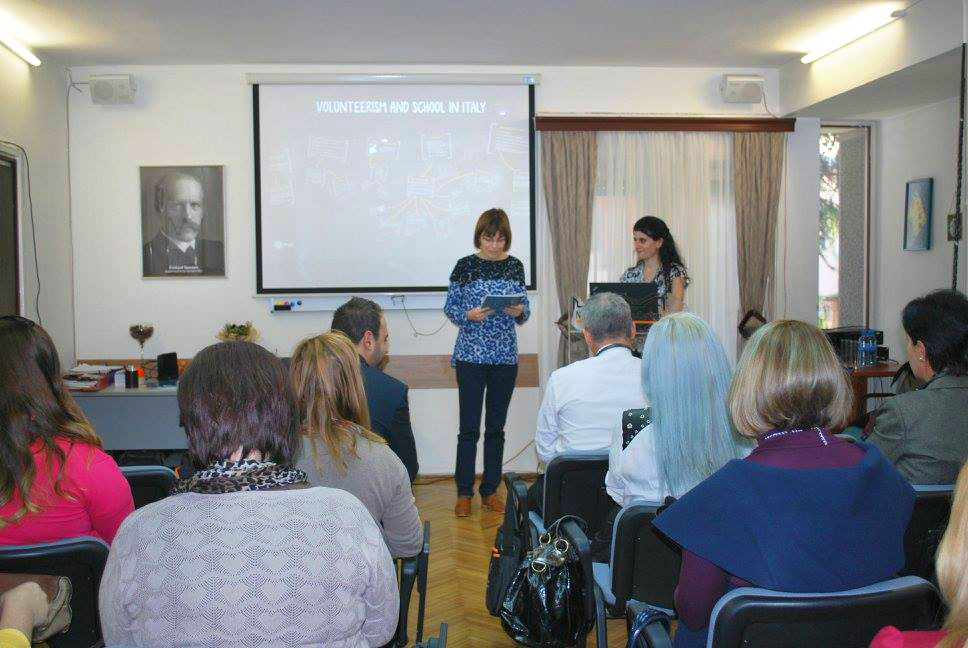 Specialized training – Lecture with international trainer