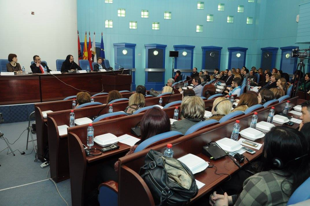 Conference lectures with international experts