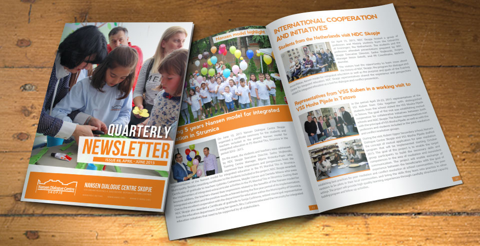 Training Centre - Quarterly Newsletters